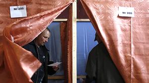 В Луганской области на референдум пришло более 75%