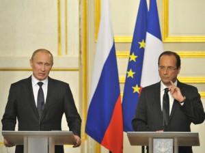 В июне Путин встретиться с Орландом для обсуждения кризиса в Украине