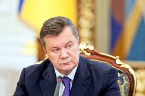 Янукович в обращении к Киеву потребовал вывести войска из востока Украины