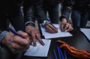 """""""Сеть"""" города Санкт - Петербурга отправила письма майдановским лидерам"""