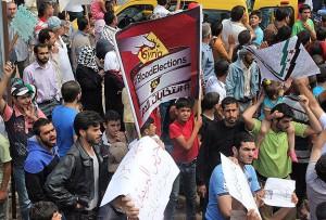 """Египет посадил в тюрьмы оппонентов Асада за """"незаконное собрание"""""""