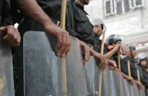 Египетский полицейский умер после перестрелки