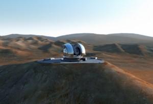 Гору в Чили взорвали, чтобы сделать плацдарм для установки самого большого телескопа в мире