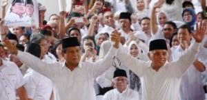 Индонезийский кандидат в президенты попал под огонь критики из-за высказывания о соблюдении прав человека
