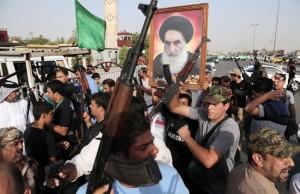 Повстанцы добиваются успехов в западном Ираке