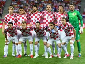 Команда Хорватии объявили бойкот СМИ, из – за фото сборной в обнаженном виде