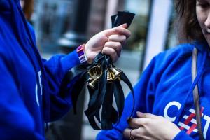 Участники Санкт-Петербургского проекта «Сеть» представили «Аллею памяти»
