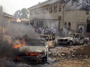 Боевики убили 42 человека на северо-востоке Нигерии