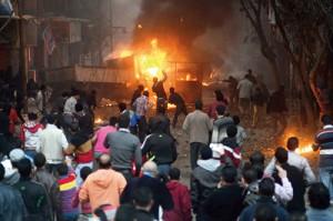 Один человек был убит в результате вспышки насилия на Западном берегу в Газе