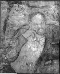 Под «Синей комнатой» Пикассо обнаружили портрет мужчины