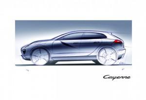 """Возобновились слухи о поступлении Porsche Cayenne """"Coupe"""" в продажу в 2015 году"""