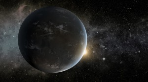 Телескоп NASA обнаружил мегапланету