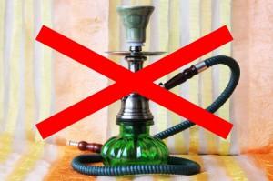 В России нельзя курить кальян в барах и ресторанах
