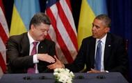 Встреча Обамы и Порошенко прошла в Варшаве