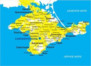 Крым будут спонсировать за счет олигархов