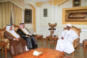 Президент Судана посетит Доху во вторник после необъявленной встречи с эмиром Катара