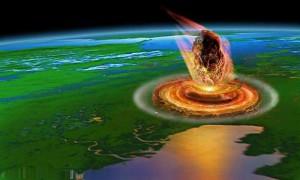 Ученые нашли «часть» астероида, взорвавшего на Земле жизнь