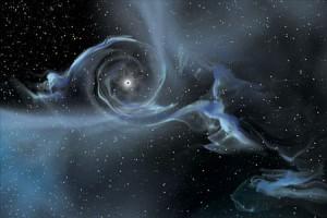 Отечественные ученые смогли зафиксировать черную дыру, поглотившую три звезды