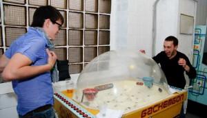 В Казани открылся музей игровых автоматов времен СССР