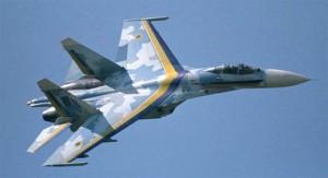Экипаж разбившегося Су – 27 ищут в Казахстане