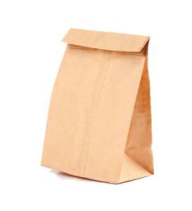 Бумажный пакет поможет удержать клиента