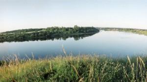 Главная река в Новгородской области обмелела, и стала опасной для судоходства