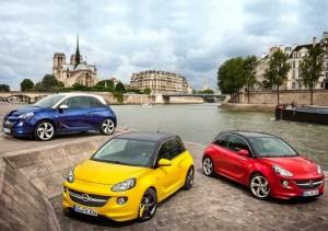 Хэтчбек Opel Adam появится на российском рынке к концу года