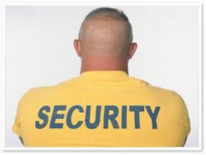 Охранник – профессия для физически развитых людей