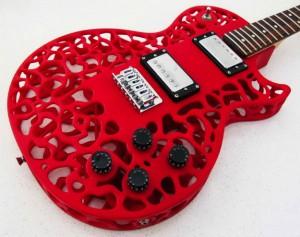Швейцарцы играют на гитарах, напечатанных на 3D-принтере