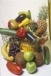 Счастливыми людей делают овощи и фрукты