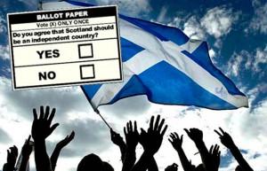 Сегодня миллионы шотландцев решать дальнейшую судьбу своего региона