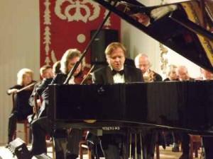 В Старой Руссе стартовал фестиваль русской музыки