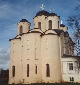 В Великом Новгороде нашли фрески ХII столетия