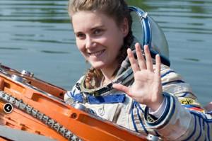 Впервые за последние двадцать лет страна направит в космос женщину - космонавта