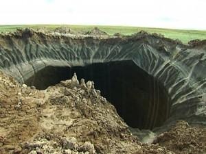 Ученые приехали в Новый Уренгой для изучения феномена на Ямале