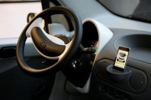 Apple запатентовал управление автомобилем через iPhone
