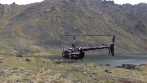 Экспедиция на вертолетах в Новую Зеландию