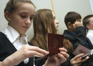 При получении паспорта россиян обяжут говорить клятву