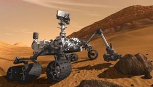 Curiosity на Марсе нашел признаки жизни