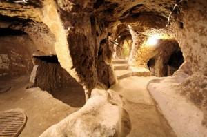 Древнейший подземный город обнаружен в Турции
