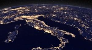 NASA опубликовало фото Земли в праздники