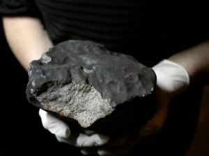 21 января в Москву привезут осколок Челябинского метеорита