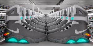 Кроссовки из киноленты «Назад в будущее» выпустит Nike