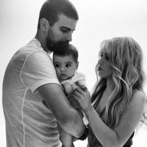 Шакира и Пике стали родителями во второй раз