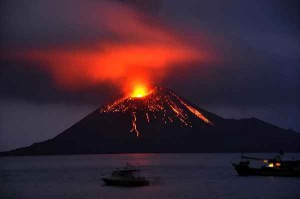 Мощный вулкан может уничтожить Америку через две недели