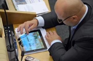Московских чиновников переведут на отечественную технику и электронику