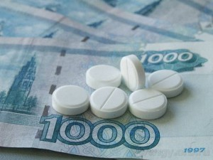 Некоторые аптечные сети заморозили цены на жизненно важные лекарства