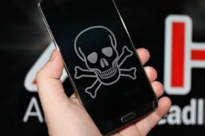 Новый вирус для Android шпионит даже при выключенном телефоне
