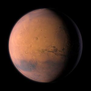 Перед учеными новая загадка - необычные марсианские облака