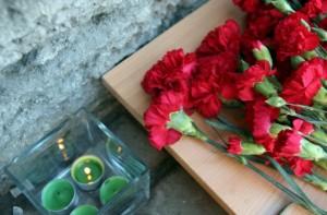 Петербургскую блокадницу похоронили в Кронштадте